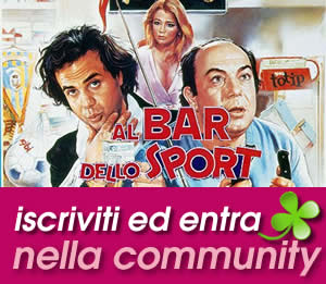Iscriviti Al Bar dello Sport