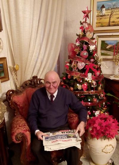 Auguri di buon Natale da Mimmo