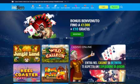 betnero, scommesse e casino legali