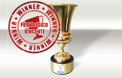 pronostico vincente coppa italia